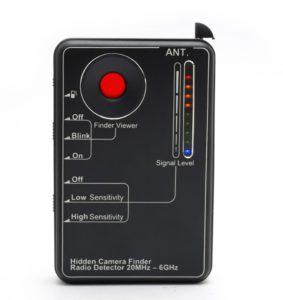 lhallgató készülék kereső, poloska detektor