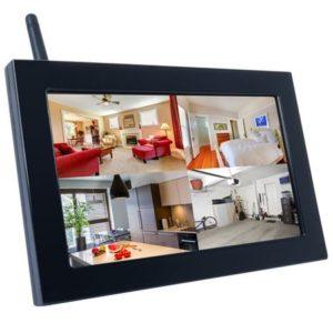 RC-6000LCD-HDD Professzionális videó rögzítő állomás