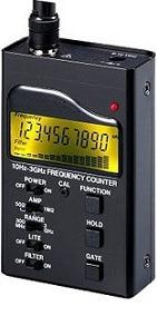 DT-S1 Poloska kereső detektor frekvencia kijelzéssel