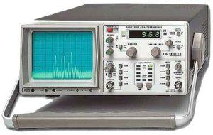 TA610Analóg asztali lehallgató poloska detektor
