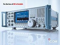 RX-9500 Csúcskategóriás asztali vevő