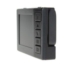 Táv vezérelhető RF kém rejtett kamera szett (vezetékes és rádiós kamerákhoz)