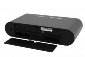 Ébresztőórába rejtett kamera lehallgató készülék INFRÁVAL-WIFIVEL